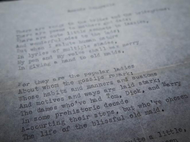 Closeup poem