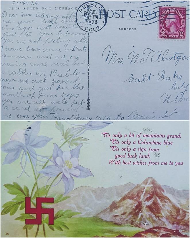 Nazi Card-1